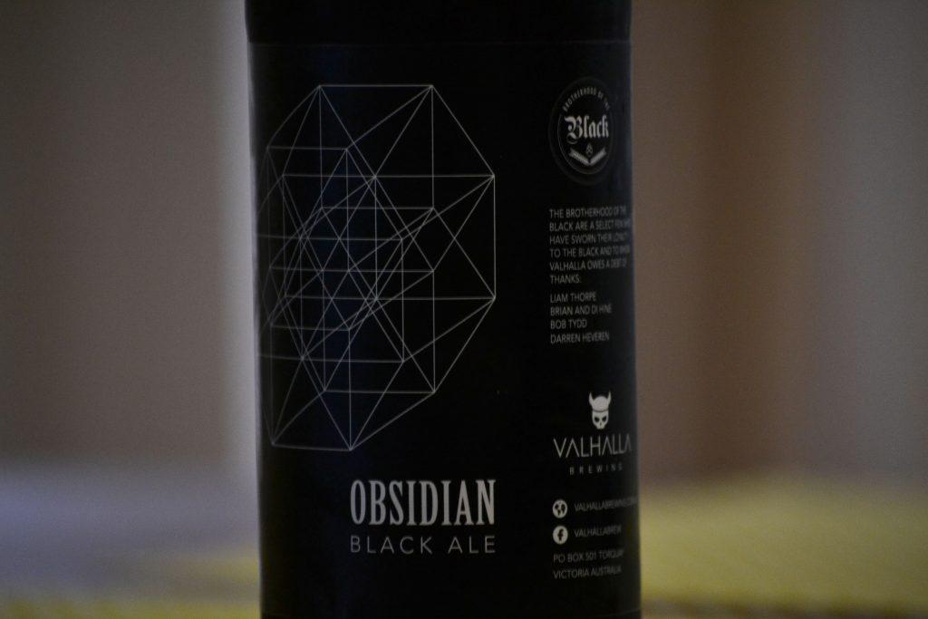 Valhalla Black IPA